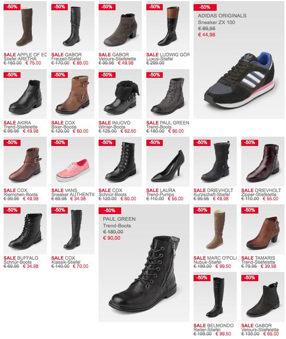 authorized site pick up 50% off Großer Sale bei Görtz – Viele tolle Schuhe und Handtaschen ...