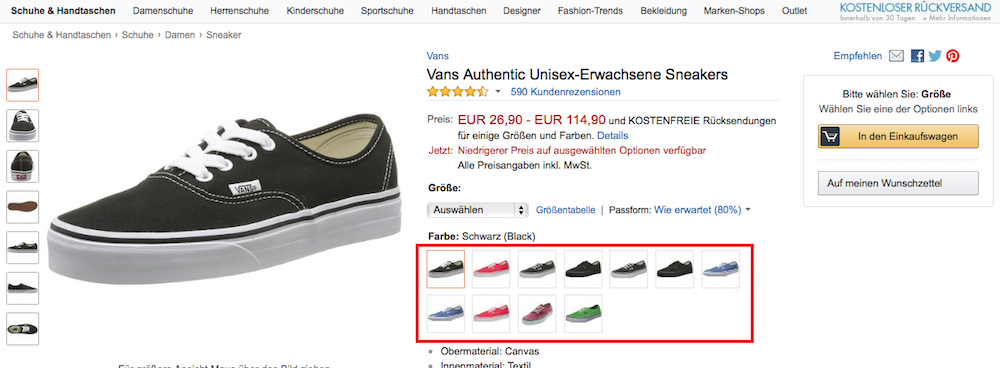 Vans-Authentic-Unisex-Angebot-Schwarz