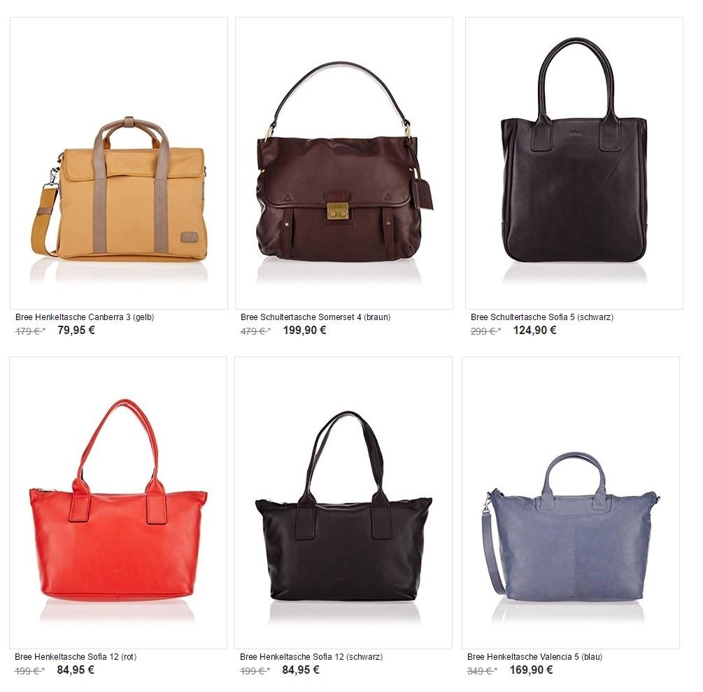 e54088395b9ff Hochwertige Handtaschen von Bree und Tamaris stark reduziert bei ...