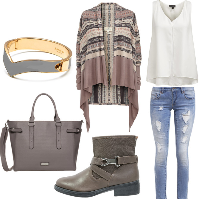Outfit des Tages #96 | Jeden Tag ein Outfit