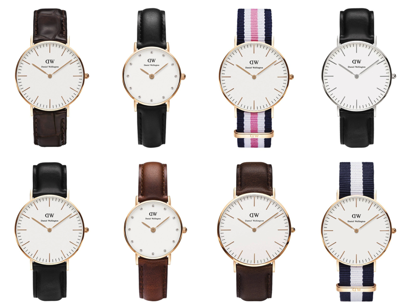 daniel wellington uhren stark reduziert jeden tag ein outfit. Black Bedroom Furniture Sets. Home Design Ideas
