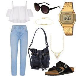 Outfits Für Den Frühling Jeden Tag Ein Outfit